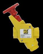V40-8N10 with padlock